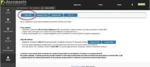 Piattaforma per l'invio e ricezione fatture elettroniche